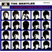 The Beatles A Hard Day's Night - EMI - Fr Lam UK vinyl LP