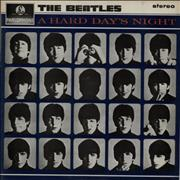 Click here for more info about 'The Beatles - A Hard Day's Night - EMI - Glossy'