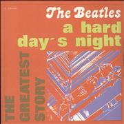 Click here for more info about 'The Beatles - A Hard Day's Night - P/S'
