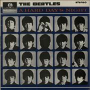 The Beatles A Hard Day's Night - Pathé Marconi UK vinyl LP