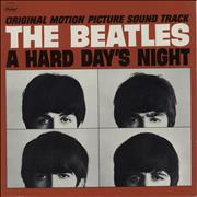 The Beatles A Hard Day's Night USA vinyl LP
