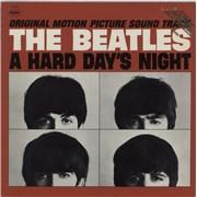 The Beatles A Hard Day's Night USA vinyl LP Promo