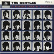 The Beatles A Hard Day's Night France vinyl LP