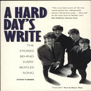 The Beatles A Hard Day's Write UK book