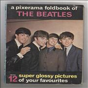 Click here for more info about 'The Beatles - A Pixerama Foldbook Of The Beatles'