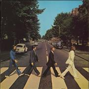 Click here for more info about 'The Beatles - Abbey Road - 1976 Issue'