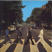 Click here for more info about 'The Beatles - Abbey Road - 1st - EX'