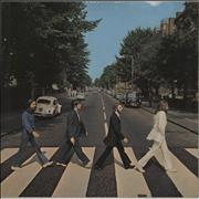 Click here for more info about 'The Beatles - Abbey Road - 1st - VG'