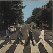 Click here for more info about 'The Beatles - Abbey Road - 2nd - EX/VG'