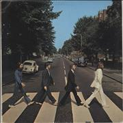 Click here for more info about 'The Beatles - Abbey Road - 2nd - EX'