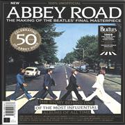 The Beatles Abbey Road - 50th Anniversary UK magazine
