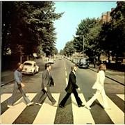 The Beatles Abbey Road - 3rd - EX UK vinyl LP
