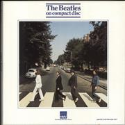 The Beatles Abbey Road - EX UK cd album box set
