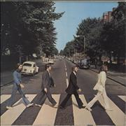 The Beatles Abbey Road - Green Vinyl UK vinyl LP