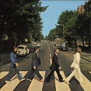Click here for more info about 'The Beatles - Abbey Road - 2nd - Misaligned - EX'