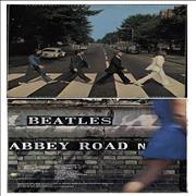 The Beatles Abbey Road - 2nd - Misaligned - VG UK vinyl LP