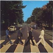 The Beatles Abbey Road - 1st - EX UK vinyl LP