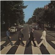 The Beatles Abbey Road - 1st UK vinyl LP