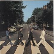 The Beatles Abbey Road - Pathé - VG UK vinyl LP