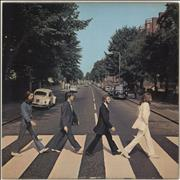The Beatles Abbey Road - Pathé UK vinyl LP