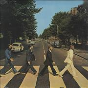 The Beatles Abbey Road - Sealed USA vinyl LP