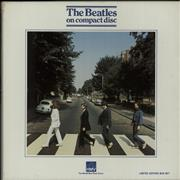 Click here for more info about 'The Beatles - Abbey Road - VG'