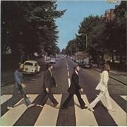 The Beatles Abbey Road - wol Australia vinyl LP