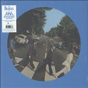 The Beatles Abbey Road: 50th Anniversary Edition - Sealed UK picture disc LP
