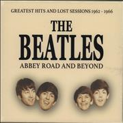 The Beatles Abbey Road And Beyond - Greatest Hits And Lost Sessions 1962-1966 UK 6-CD set