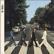 The Beatles Abbey Road UK CD album