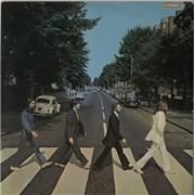 The Beatles Abbey Road Australia vinyl LP