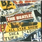The Beatles Album Sleeve Coaster Set #2 UK memorabilia