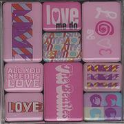 The Beatles All You Need Is Love Magnet Set UK memorabilia