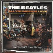 The Beatles All You Need Is Love UK book