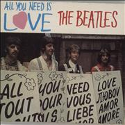 Click here for more info about 'The Beatles - All You Need Is Love'