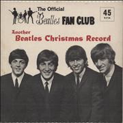"The Beatles Another Beatles Christmas Record - Complete - EX UK 7"" vinyl"