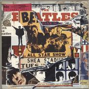 The Beatles Anthology - 1, 2 & 3 - VG/EX UK 3-LP vinyl set