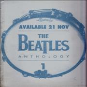 Click here for more info about 'The Beatles - Anthology 1 - Window Sticker'