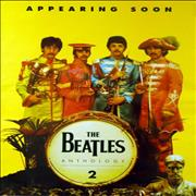 The Beatles Anthology 2 - Appearing Soon UK poster Promo