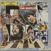 The Beatles Anthology 3 UK 3-LP vinyl set