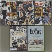 The Beatles Anthology UK DVD