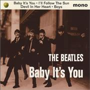 Click here for more info about 'The Beatles - Baby It's You'