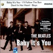 Click here for more info about 'Baby It's You'