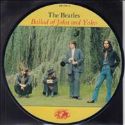Click here for more info about 'The Beatles - Ballad Of John & Yoko + Insert'