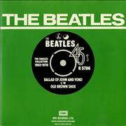 "The Beatles Ballad Of John And Yoko - 1976 Issue UK 7"" vinyl"