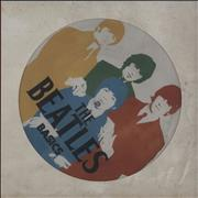 The Beatles Basics - Sealed Germany picture disc LP