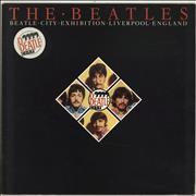 Click here for more info about 'The Beatles - Beatle City + Insert'