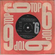 "The Beatles Beatle Mania Special EP UK 7"" vinyl"