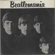 The Beatles Beatlemania - 1st Brazil vinyl LP