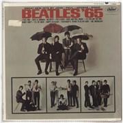 The Beatles Beatles '65 - 1st - shrink USA vinyl LP